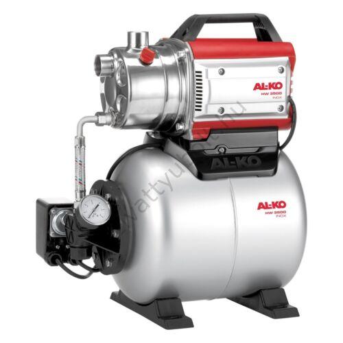 AL-KO HW 3500 INOX Classic házi vízmű