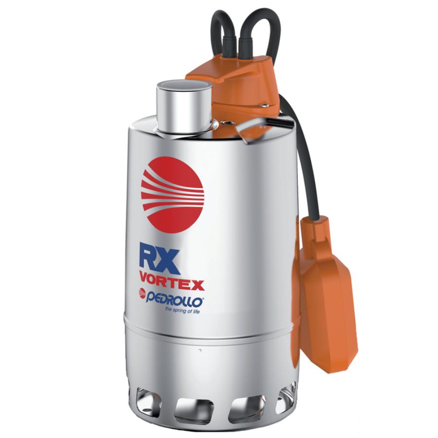 Pedrollo RXm 2/20 Vortex 10m tápvezetékkel